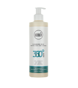 Mleczko do Demakijażu 360 AOX, 280 ml, Naturativ
