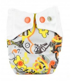 Otulacz Newborn, (2,8 kg-7 kg), TIMME, Mommy Mouse