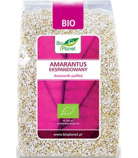 Amarantus ekspandowany BIO, 100 g, Bio Planet