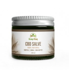 Maść konopna, CBD Salve 1%, 100 ml, Hempking
