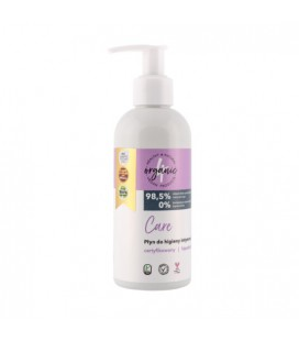 Płyn do higieny intymnej, Care, 200 ml, 4organic