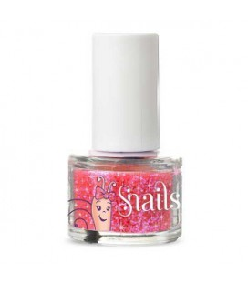 Brokat do paznokci PURPLE LIGHT GLITTER, 7 ml, Snails