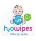 H2O Wipes - Chusteczki nawilżane wodą